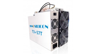 Asic miner innosilicon t3 57 TH/s