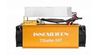 Asic miner innosilicon t2 turbo 24 TH/s